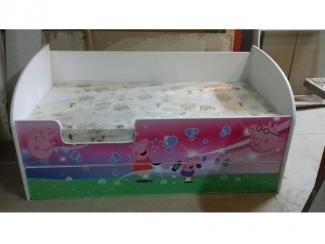Детская кровать с выдвижным ящиком - Мебельная фабрика «ПМК ВиП»