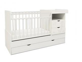 Детская кроватка СКВ-5 Жираф - Мебельная фабрика «СКВ-Компани»