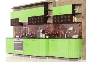 Кухонный гарнитур «Рокко» - Мебельная фабрика «Cucina»