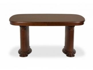СТОЛ БАРСЕЛОНА 160, ОРЕХ   - Импортёр мебели «AERO (Италия, Малайзия, Китай)»