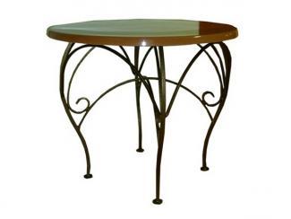 Стол с ковкой - Мебельная фабрика «Мебельторг»