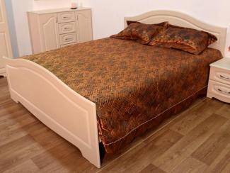 Кровать «Венеция» - Мебельная фабрика «Евромебель»