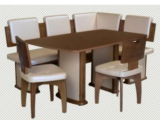 обеденная группа Трапеза М 3М - Мебельная фабрика «Боринское»
