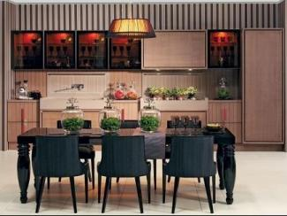 Кухня прямая Квадра - Мебельная фабрика «Атлас-Люкс»