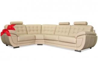 Элитный диван в гостиную  - Мебельная фабрика «Пинскдрев»