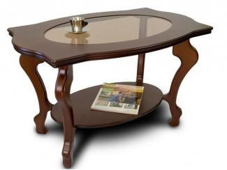Стол Берже-1C журнальный дерево - Мебельная фабрика «МВК»