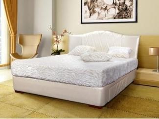 Кровать с выкатными ящиками Катрин  - Мебельная фабрика «Кузьминки-мебель», г. Москва