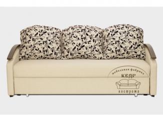 Простой диван Астра  - Мебельная фабрика «Кедр-Кострома»