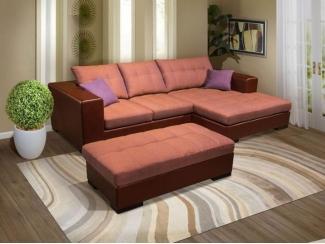 Угловой модульный диван Стелла - Мебельная фабрика «Атриум-мебель»