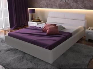 Уютная кровать Мадрид  - Мебельная фабрика «Дуэт»