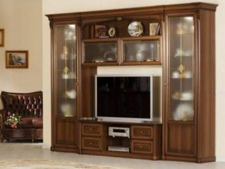 Гостиная стенка  Наполи - Мебельная фабрика «Мебель Черноземья»