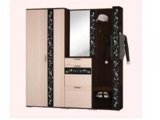 Прихожая Адажио вариант 4 - Мебельная фабрика «Можгинский лесокомбинат»