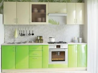 Кухонный гарнитур прямой Сандра - Мебельная фабрика «Ник (Нижегородмебель)»