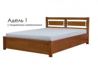 Кровать Адель 1В СПМ - Мебельная фабрика «Фактура-Мебель»