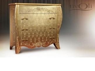 Комод Винтаж Голд - Мебельная фабрика «Tivoli»