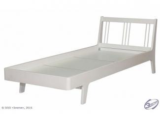 Кровать Массив  4 - Мебельная фабрика «Элегия»