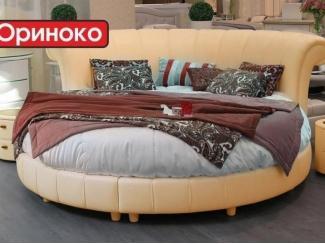 Круглая кровать Ориноко - Мебельная фабрика «Аяччо»