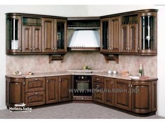 Угловая кухня классика - Мебельная фабрика «МебельЛайн»