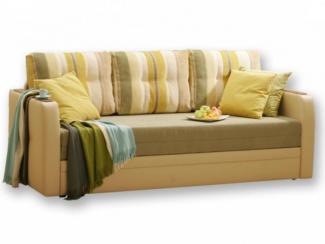 диван прямой Марта 5 ППУ выкатной - Мебельная фабрика «Март-Мебель»