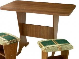Обеденная группа - Мебельная фабрика «Стол и табуретка»