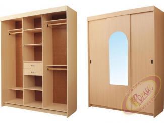 Шкаф-купе 1800 - Мебельная фабрика «Ромис»