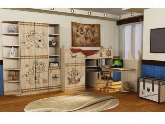 Детская модульная Ларго - Мебельная фабрика «Глория»