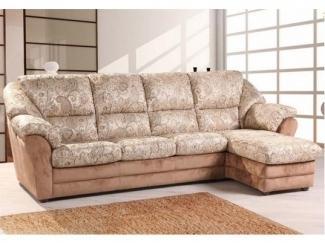 Тканевый угловой диван Сан-Ремо - Мебельная фабрика «Ваш День»