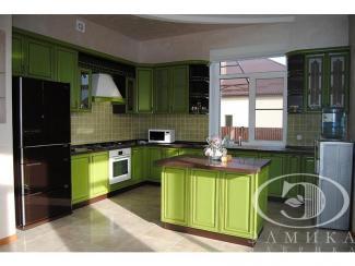 Кухонный гарнитур угловой 16 - Мебельная фабрика «Элмика»