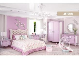 Детская мебель для девочек Vegas - Мебельная фабрика «GVARNERI»