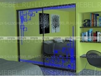 Шкаф-купе 25 - Мебельная фабрика «Люкс-С»
