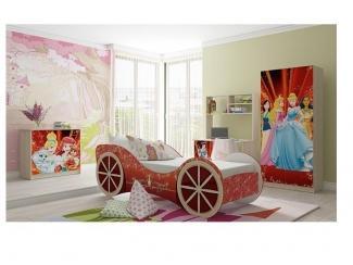 Детская Принцессы - Мебельная фабрика «Ваша мебель»