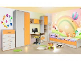 Детская Ассоль-16 - Мебельная фабрика «Сибирь»