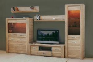 Гостиная стенка  Магнолия Дуб Бардолино - Мебельная фабрика «СБК-мебель»