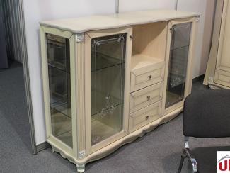 Мебельная выставка Краснодар: Комод - Мебельная фабрика «КМК»