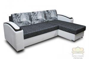 Диван угловой Амелия - Мебельная фабрика «Престиж мебель»