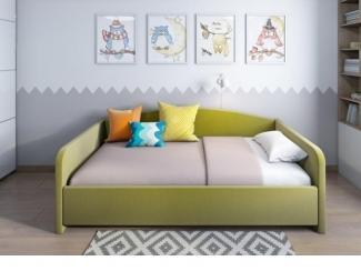 Односпальная Кровать Uno - Мебельная фабрика «СОНУМ»