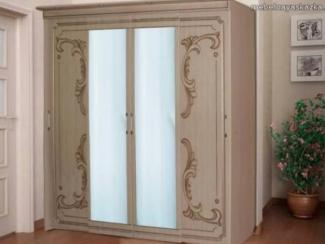 Шкаф - купе Коралл - Мебельная фабрика «Мебельная Сказка»