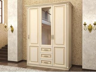 Классический распашной шкаф Виттория с 3 створками