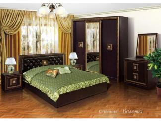 Спальня Богемия - Мебельная фабрика «ЭдРу-М»