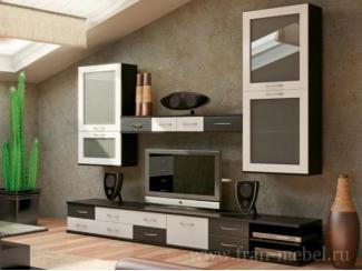 Новая стенка в стиле модерн Норман  - Мебельная фабрика «Фран»