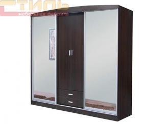 Шкаф-купе Лорд 4 - Мебельная фабрика «Стиль»