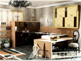 Кухня Мальта МДФ - Мебельная фабрика «Линда»