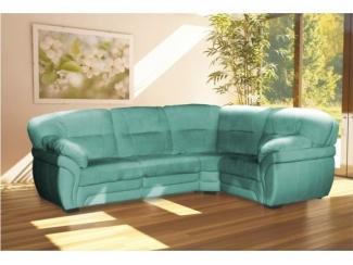 Диван Онтарио зеленый  - Мебельная фабрика «Darna-a», г. Ульяновск