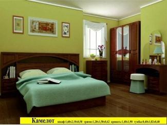 Спальня Камелот  - Мебельная фабрика «Мебликон»