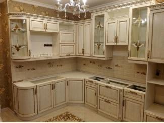 Угловая кухня Классическая - Мебельная фабрика «Настоящая Мебель»
