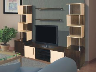 Гостиная ТВ 5 - Мебельная фабрика «Виктория»