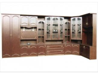 Гостиная стенка Боронет-2 МДФ - Мебельная фабрика «Гамма-мебель»