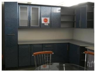 Кухня  Орвис  угловая - Мебельная фабрика «Орвис»