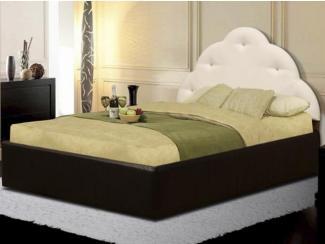 Кровать Симфония со спинкой Туба - Мебельная фабрика «РиАл»