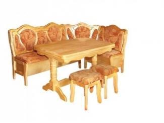 Кухонный уголок Венеция светлая - Мебельная фабрика «Венеция»